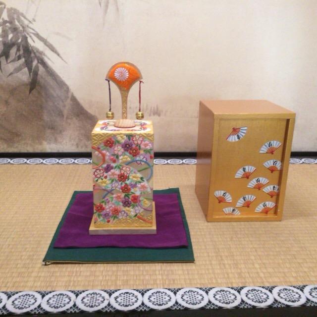 春の投扇興 東京上野 国立博物館内 応挙館にて
