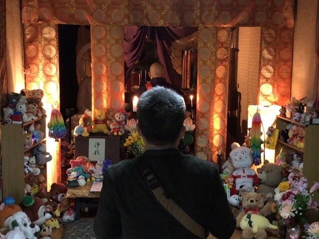 円宗院人形供養平成31年4月