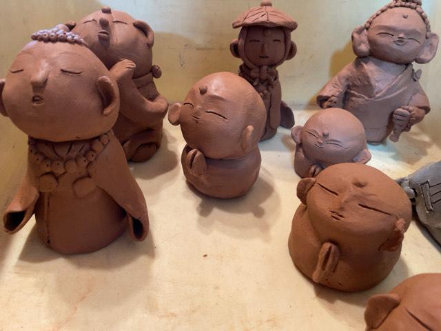 令和3年7月4日 人形供養 つちぼとけ教室 平塚円宗院